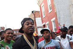"""A Man Was Pistol-Whipped On The Set Of Meek Mill's """"Check"""" Video"""