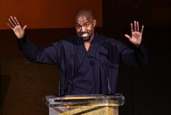 Kanye West Reportedly Hints That He'll Drop New Music For North West's Birthday
