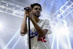 "J Cole's ""2014 Forest Hills Drive"" Goes Platinum"