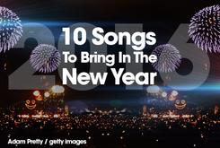 10 Songs To Bring In The New Year With