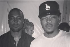 "Chance The Rapper Appears On Alternate Version Of Kanye West's ""Waves"""