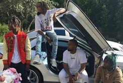 "Migos Have Recorded ""Multiple"" Songs With Kanye West"