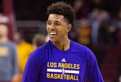Nick Young Races To Hospital After Lakers Game To Welcome His Second Child