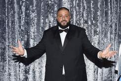 "DJ Khaled Receives ""Major Key"" Gold & Platinum Plaques In The Mail"