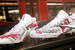 Odell Beckham Jr. Debuts Custom Cleats Calling Out Media Outlets
