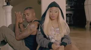 "Nicki Minaj Feat. Chris Brown & Nas ""Right By My Side"" Video"