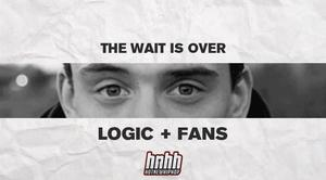 "Logic Talks About The Strength Of His Fanbase & ""Under Pressure"""