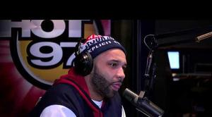 "Joe Budden ""Talks Extensive Summer Drug Use"" Video"