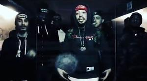 """Makarel Feat. Cory Gunz, Dave East """"Grindin For The Longest"""" Video"""