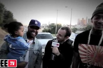 """Nipsey Hussle Feat. Dom Kennedy """"Behind The Scenes of """"I Need That"""""""" Video"""