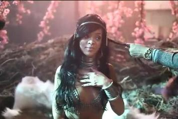 "Rihanna ""Behind The Scenes #3 of ""Where Have You Been"""" Video"