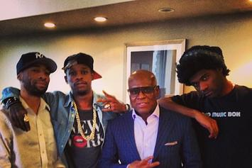 Vinny Cha$e Signs To Epic Records