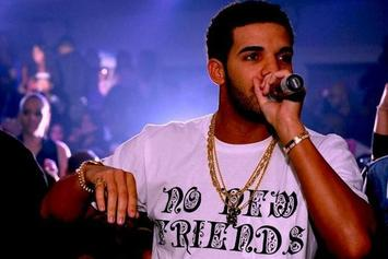 "Drake's ""Take Care"" Goes Double Platinum, ""Started From The Bottom"" Goes Platinum"