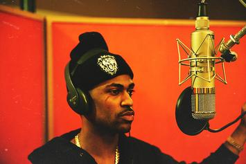 "Photos: Big Sean Links Up With Eminem & Royce Da 5'9"" In Studio"