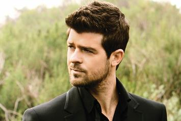 Robin Thicke Announces Title Of Upcoming Album, Discusses New Sound