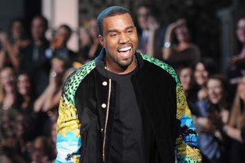 Kanye West Flips Out On Photographer After Hitting Head On Sign