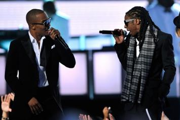 """Cover Art For T.I. & Lil Wayne's """"Wit Me"""" Single"""