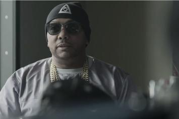 "Jay-Z Feat. Timbaland """"4 More"" Commercial"" Video"