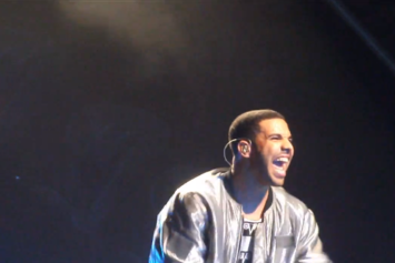 Drake Brings Out A$AP Rocky At OVO Fest 2013