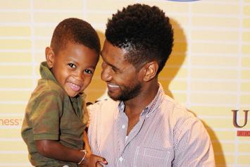 Usher Speaks Out For First Time Since Son's Pool Accident