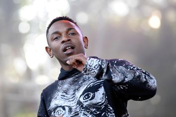"Kendrick Lamar's ""good kid, m.A.A.d city"" Officially Goes Platinum"