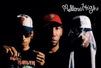 """Artwork & Release Date Revealed For Mellowhype & Domo Genesis' """"MellowHigh"""""""
