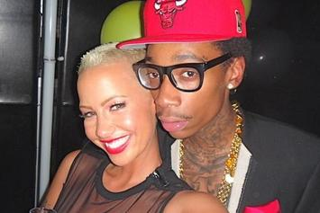 Wiz Khalifa & Amber Rose Talk Marriage, Miley Cyrus & Weed With Angie Martinez