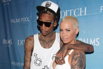 "Wiz Khalifa On Amber Rose's Twerk Video: ""What Did You Do That For?"""