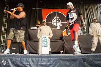 "Public Enemy ""Made In America Festival Performance"" Video"