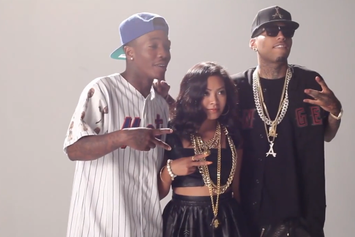 "Dizzy Wright Feat. Kid Ink & Honey Cocaine ""Fashion (HNHH Exclusive BTS)"" Video"
