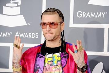 "Riff Raff ""Interviews Richard Simmons & Will Smith"" Video"