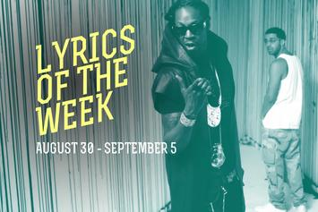 Lyrics Of The Week: August 30 - September 5
