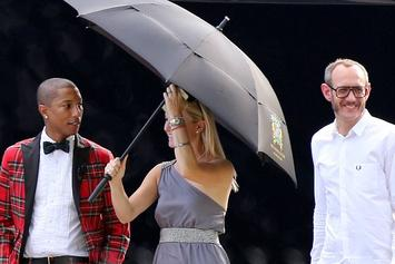 Pharrell Married His Model Girlfriend & Terry Richardson Was Photographer