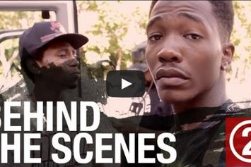 "Dizzy Wright's Official ""The Golden Age"" Tour BTS (Episode 2)"