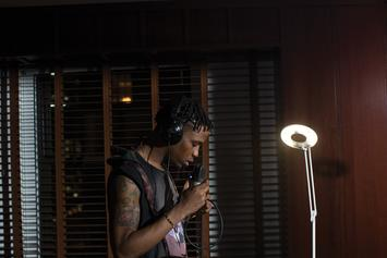 Travi$ Scott Covers The Fader Magazine
