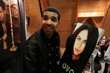 Drake Previews Unreleased Track Feat. Aaliyah