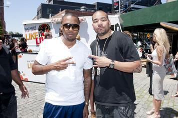 DJ Envy Recalls The Time Nas Pulled A Gun On Him