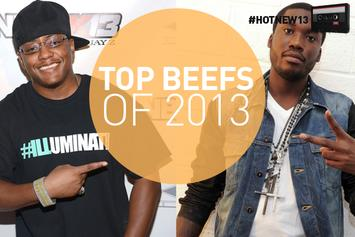 Top Beefs Of 2013