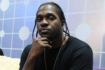 "Pusha T Hitting The Studio With The Neptunes For New Album ""King Push"""