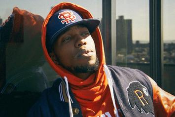 """Curren$y Reveals Cover Art For """"The Drive In Theatre"""""""