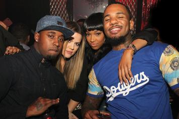 "Photos: The Game, Wiz Khalifa, Ty Dolla $ign & More Celebrate XXL's ""Eye Candy Of The Year"""