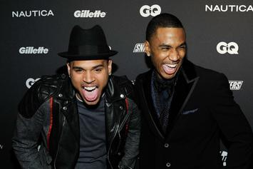 Chris Brown Breaks Rehab Rules By Attending Trey Songz Super Bowl Party