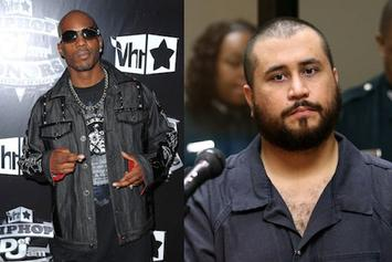 DMX Talks About Upcoming Fight With George Zimmerman