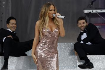"""Mariah Carey Announces Release Date & New Single For """"The Art Of Letting Go"""""""