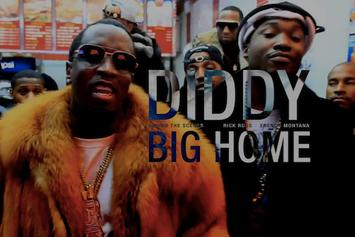 "Diddy Feat. Rick Ross & French Montana  ""Big Homie"" Behind The Scenes"