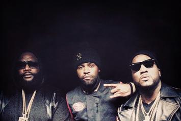 "BTS Photos For Rick Ross & Jeezy's ""War Ready"" Video Shoot"