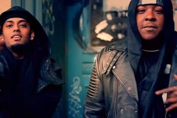 "DJ SpinKing Feat. Jadakiss ""Stoner (Freestyle)"" Video"