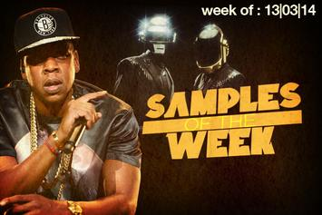 Samples Of The Week: March 13