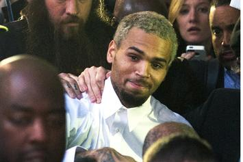 Chris Brown Is Kicked Out Of Rehab And Is Reportedly Headed Back To Jail