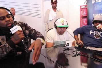 Slaughterhouse Freestyles On Sway In The Morning